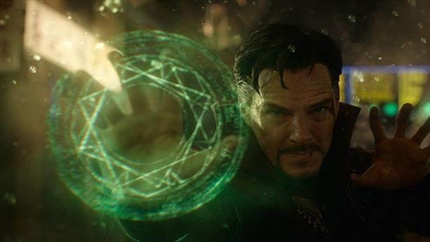 İkinci aydınlık: Doctor Strange
