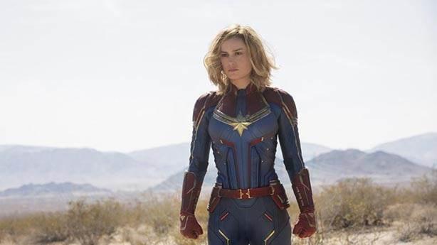 Üçüncü aydınlık: Kadın süper kahramanlar