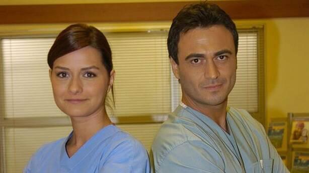 Doktor Levent ve Doktor Ela'nın aşkı