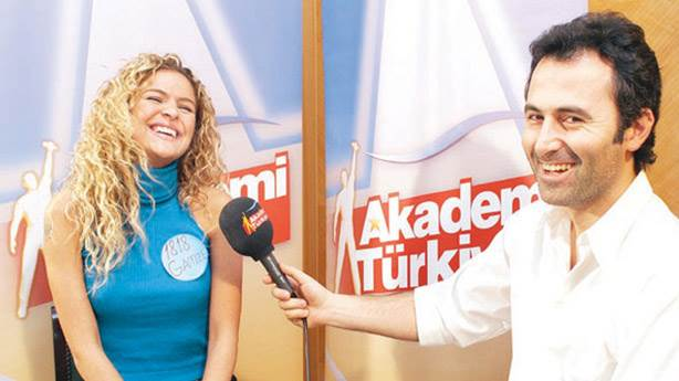 Akademi Türkiye elemelerine katılmış!