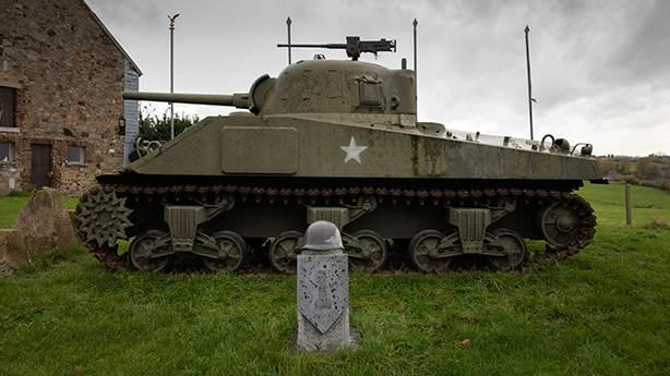 10- M4 Sherman