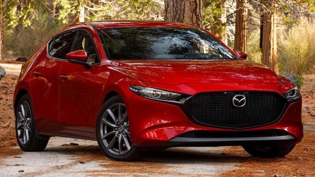 8- Mazda Mazda3