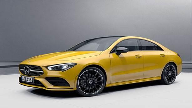 1- Mercedes-Benz CLA