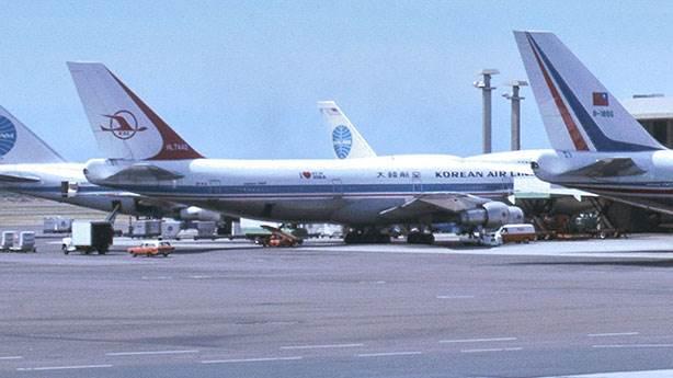9- 007 numaralı uçuş - 1 Eylül 1983