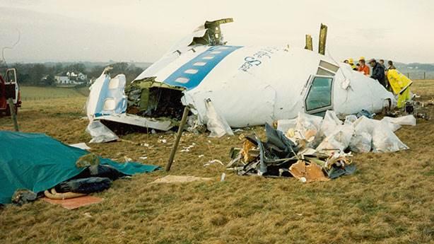 7- 103 sefer sayılı uçuş - Lockerbie Faciası - 21 Aralık 1988