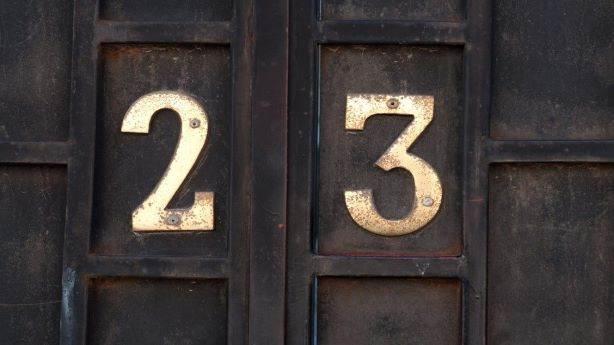 Dünyada 23'ün sırrı