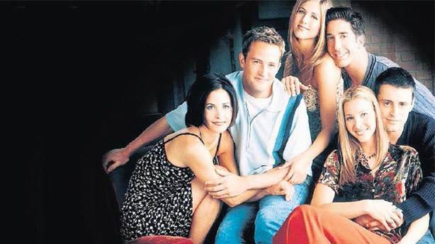 'Friends'in hakkını yedirmeyelim