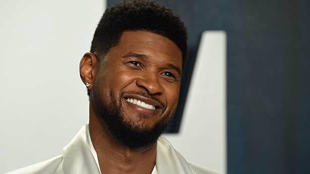 Usher<br /> &nbsp;