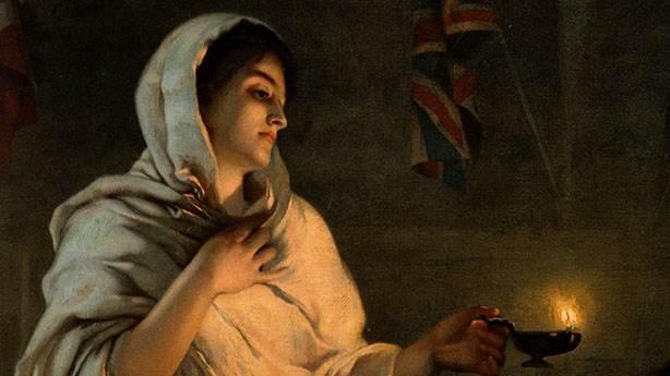 'Lambalı Kadın'
