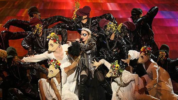 Her şey Eurovision'da başlamıştı