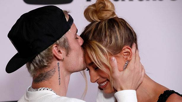 Justin Bieber - Hailey Bieber<br /> &nbsp;