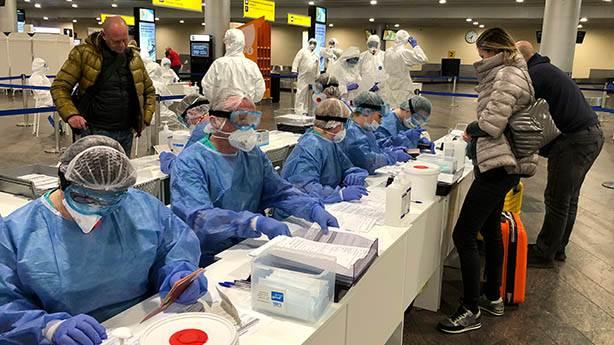 Corona virüsünü 15 dakikada tespit eden cihaz geliştirdiler