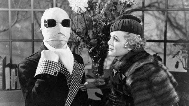The Invisible Man (G&ouml;r&uuml;nmeyen Adam) - 1933 &nbsp;(IMDb: 7.7)<br /> &nbsp;
