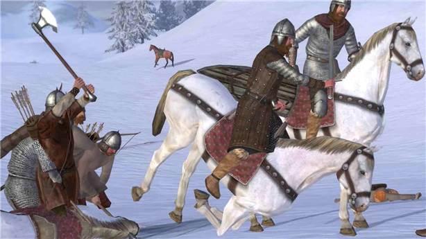 Kalradya'da imparatorlukların savaşı