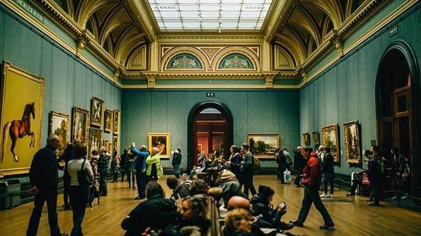1- Isabella Stewart Gardner Müzesi'ndeki büyük soygun