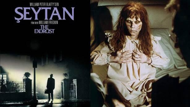 The Exorcist (Şeytan) - 1973 (IMDb: 8.0)