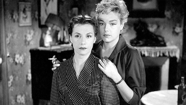 Les diaboliques (Şeytan Ruhlu İnsanlar) - 1955 (IMDb: 8.0)