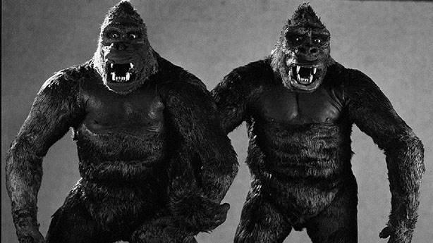 King Kong - 1933 (IMDb: 7.9)