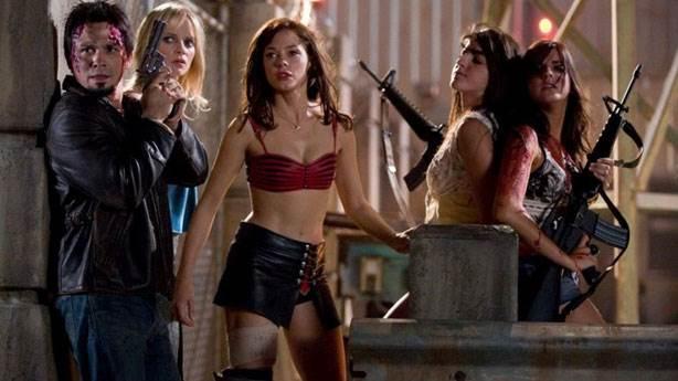 Grindhouse (Dehşet Gezegeni) - 2007 (IMDb: 7.5)<br /> &nbsp;