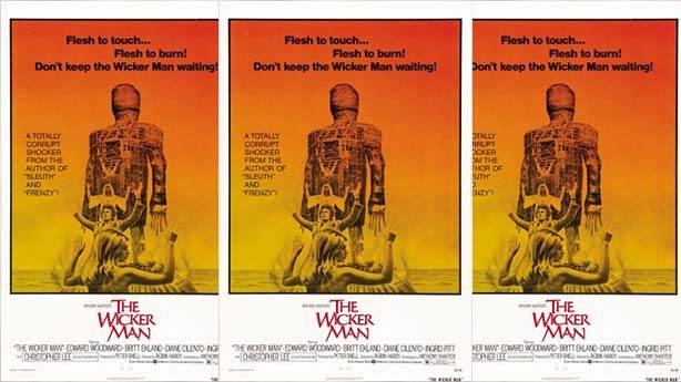 The Wicker Man (Gizemli Ada) – 1973