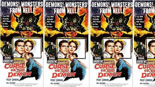 Night of the Demon (Şeytanın Kurbanları) – 1957