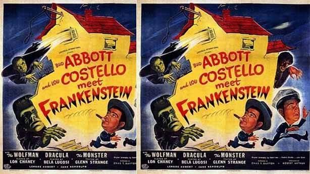 Bud Abbott Lou Costello Meet Frankenstein (İki Açıkgöz Frankenstein'a karşı) – 1948