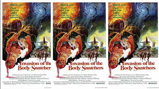 Invasion of the Body Snatchers (Ceset Yiyicilerin İstilası) -1978