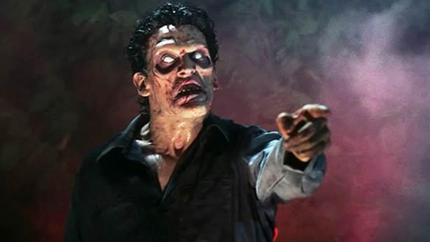 Evil Dead II (Vahşet) - 1987 (IMDb: 7.8)