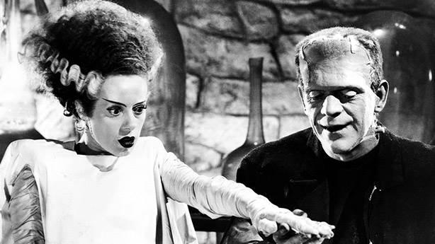 Bride of Frankenstein (Frankenstayn'ın Nişanlısı) - 1935 (IMDb: 7.8)
