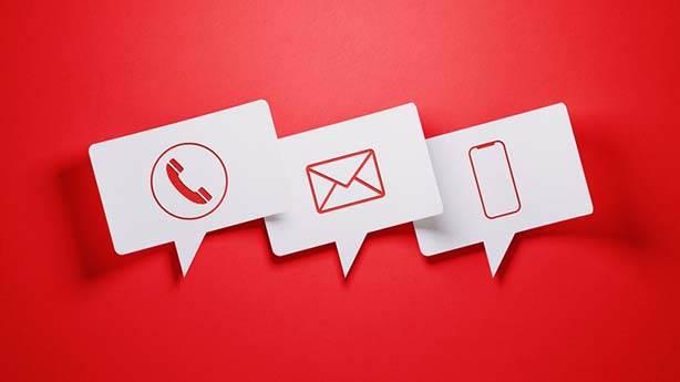 Web, E-posta gibi uygulamalar dünya çapında ilgi gördü