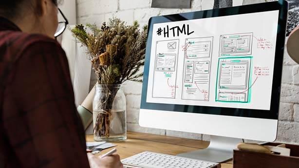 'HTML'in bulunması da aynı zamana denk geliyor