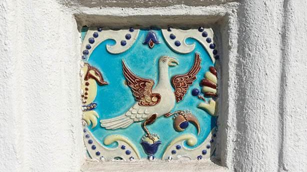 'Mozaik Kabartma Sanatı'