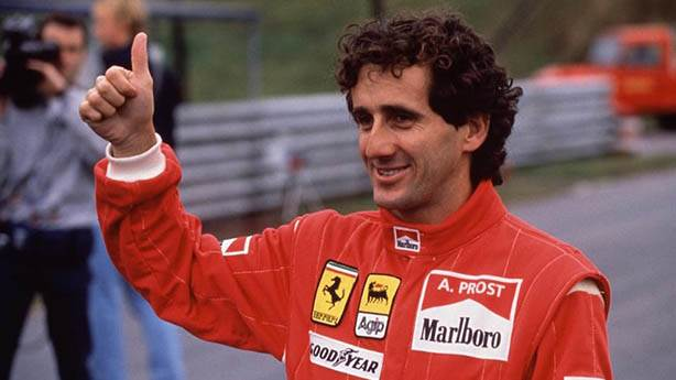4- Alain Prost