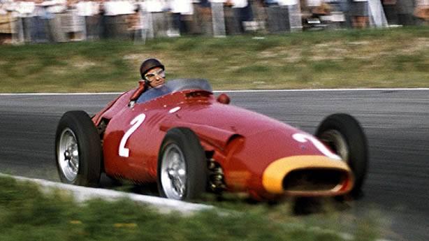 5- Juan Manuel Fangio
