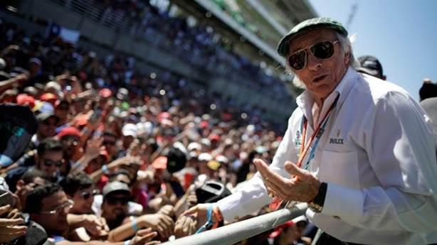 6- Jackie Stewart