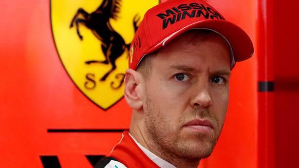 8- Sebastian Vettel