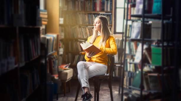 Kitapların bir şekliyle konuşuluyor olması mutluluk verici