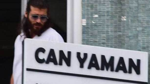 Can Yaman<br /> &nbsp;