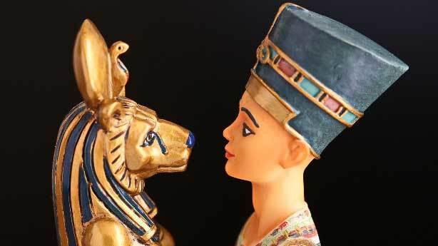 Mısır krali&ccedil;esi ama Mısırlı değil<br /> &nbsp;