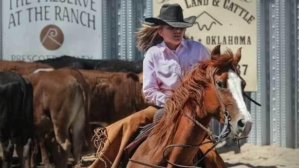 Kovboy şapkası kovboyların değil<br /> &nbsp;