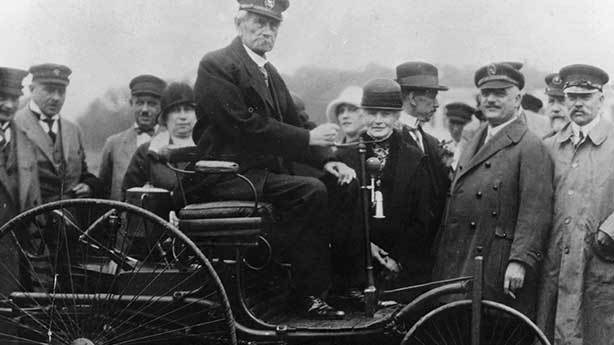 İlk araba Avrupa&rsquo;da<br /> &nbsp;