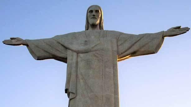 Kurtarıcı İsa Heykeli<br /> &nbsp;