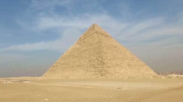 Keops Piramidi<br /> &nbsp;