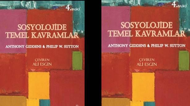 1- Sosyolojide Temel Kavramlar - Anthony Giddens-Philip W. Sutton