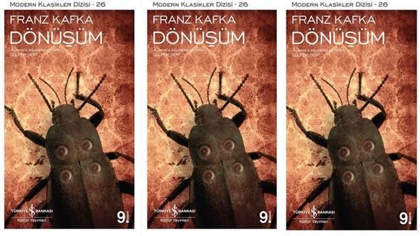 5- Dönüşüm - Franz Kafka