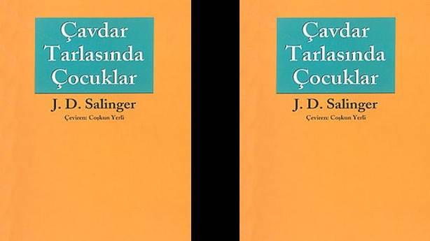 7- Çavdar Tarlasında Çocuklar - J.D. Salinger