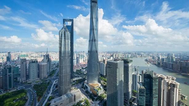 2- Shanghai Tower – 632 metre (Şanghay, Çin)