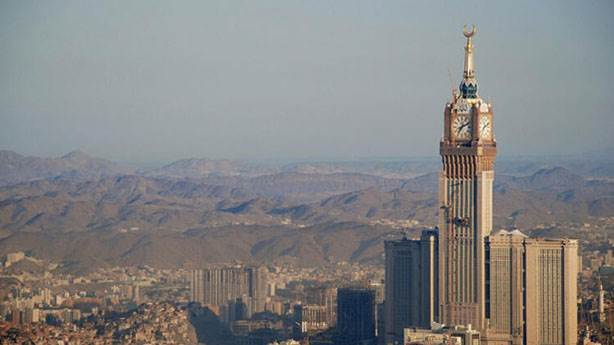 3- Abraj Al Bait – 601 metre (Mekke, Suudi Arabistan)