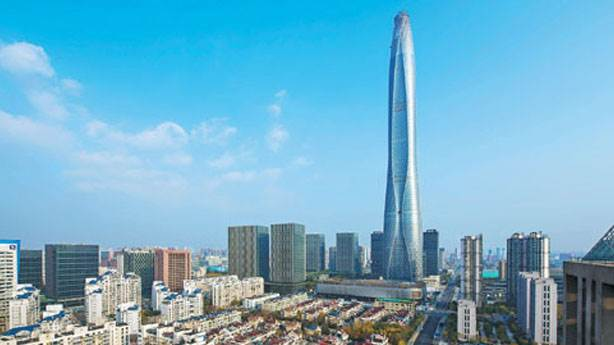 8- Tianjin CTF Finance Center – 530 metre (Tianjin, Çin)