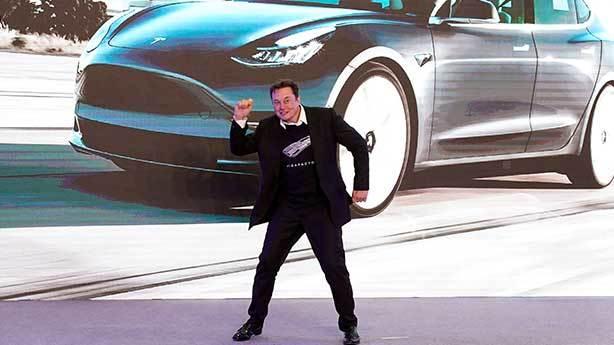 8- Elon Musk<br /> &nbsp;